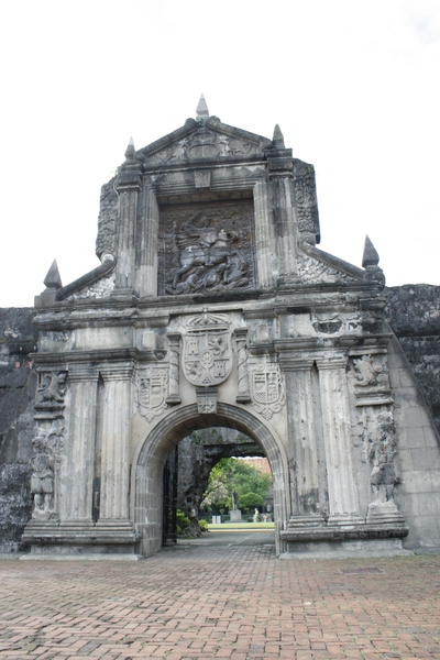 Fort Santiago, Intramuros.  : Philippines : JonPargas